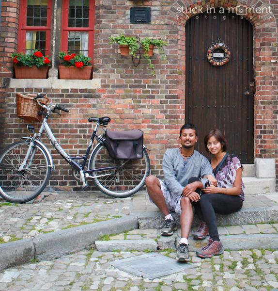 Bruges snapshot