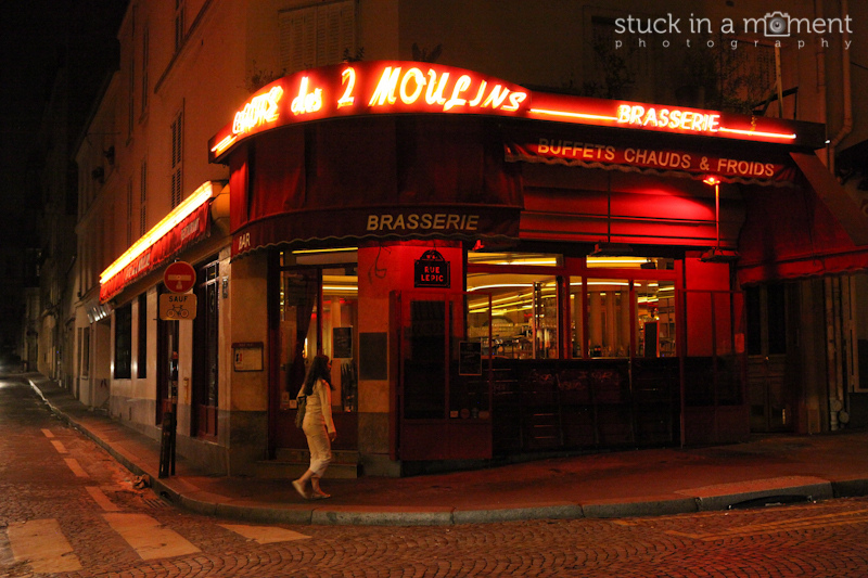 The 'Amelie' Cafe
