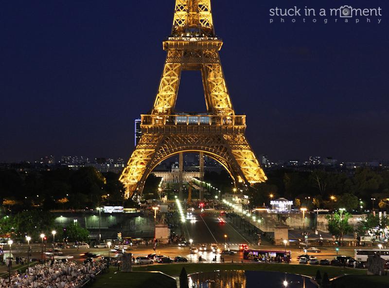 Eiffel's creation in its full glory