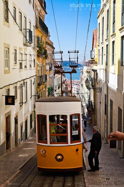 That famous Lisbon tram