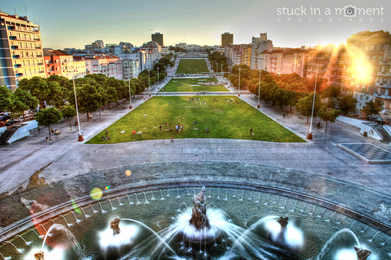 A big big park