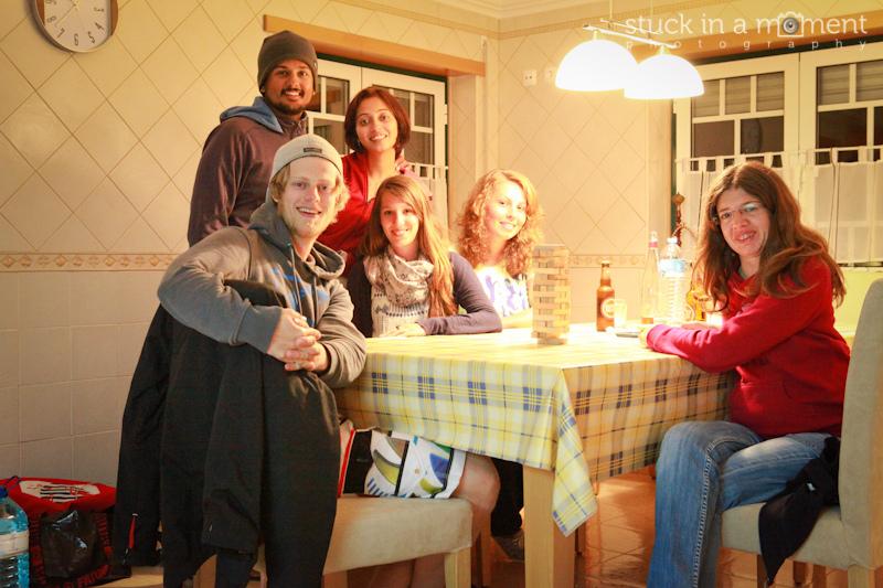With Damiaaan, Vero, Mona