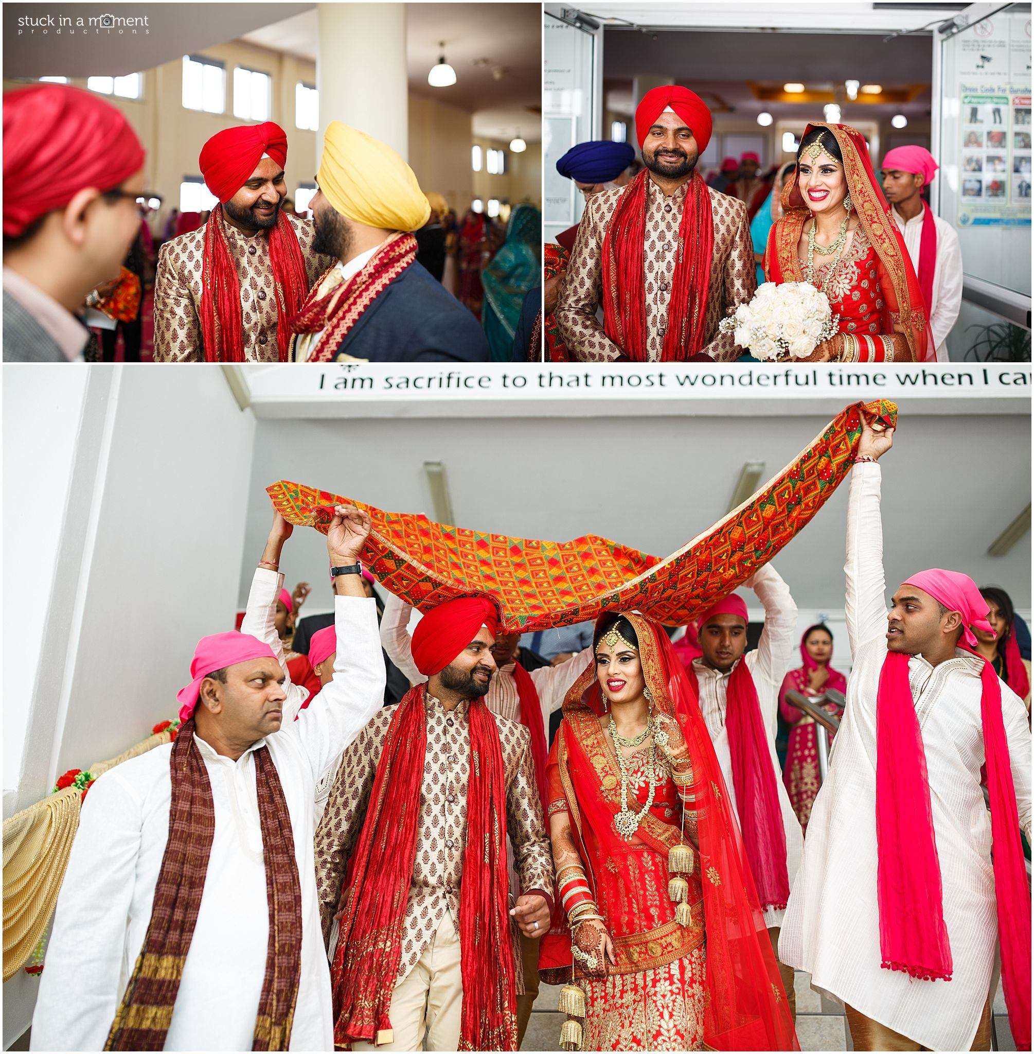 Parklea Gurudwara Wedding Photo Video