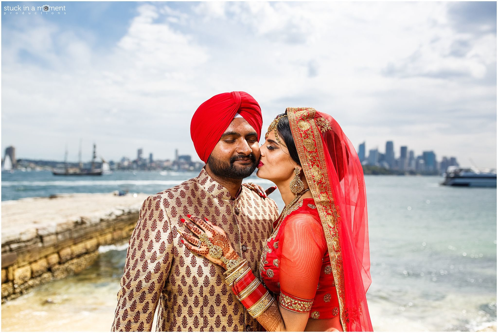 Parklea Gurudwara Wedding Photo