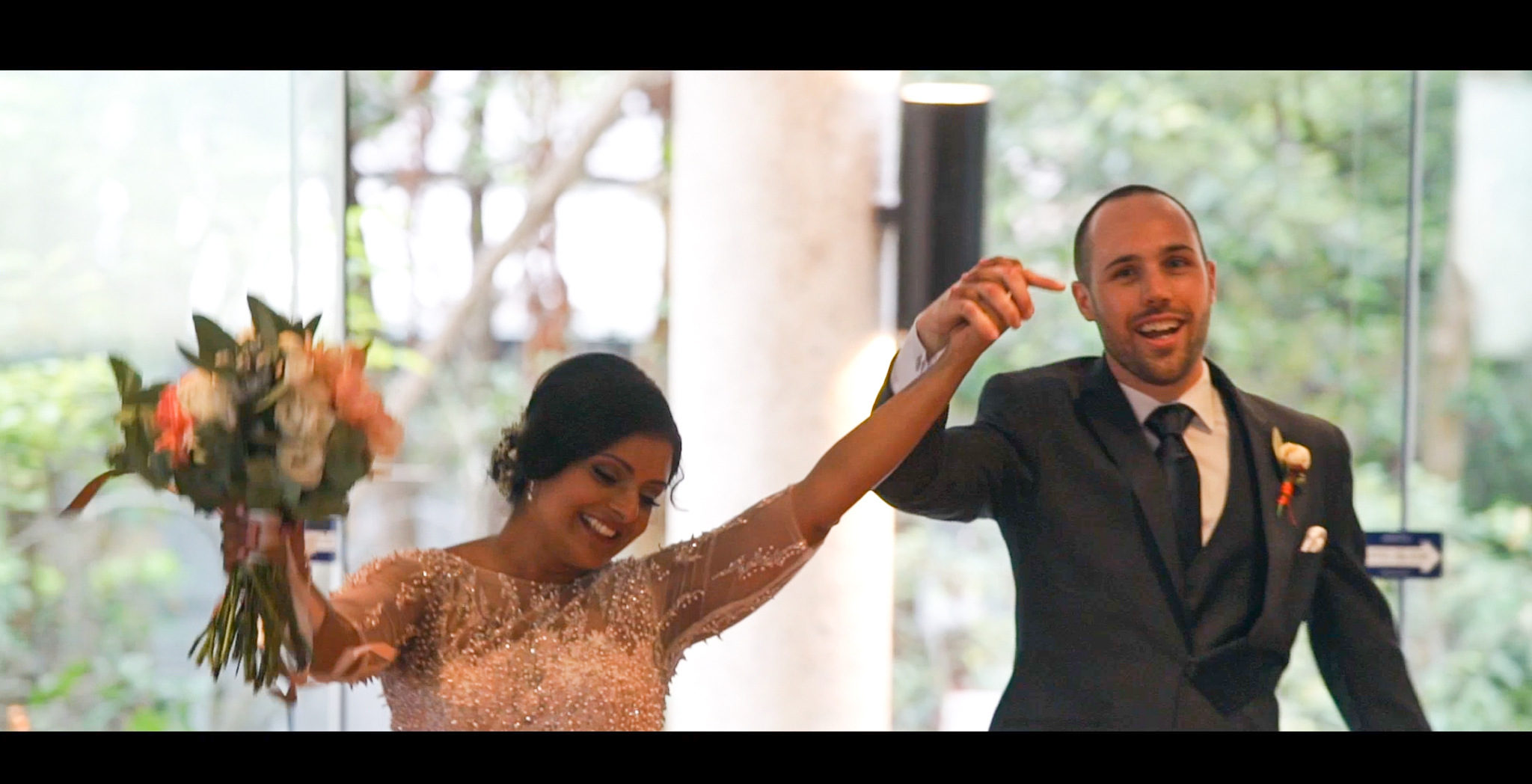 Taronga centre indian wedding video