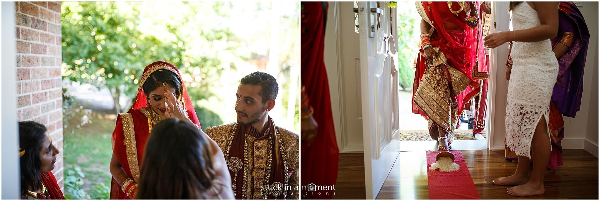 Sydney Hindu Wedding Photographer Macquarie Paradiso