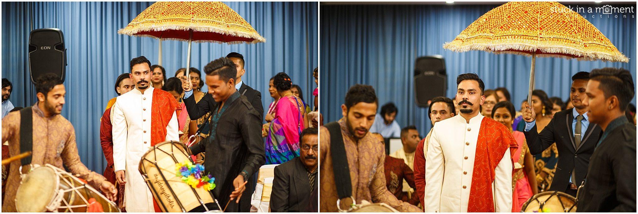 indian wedding reception macquarie paradiso