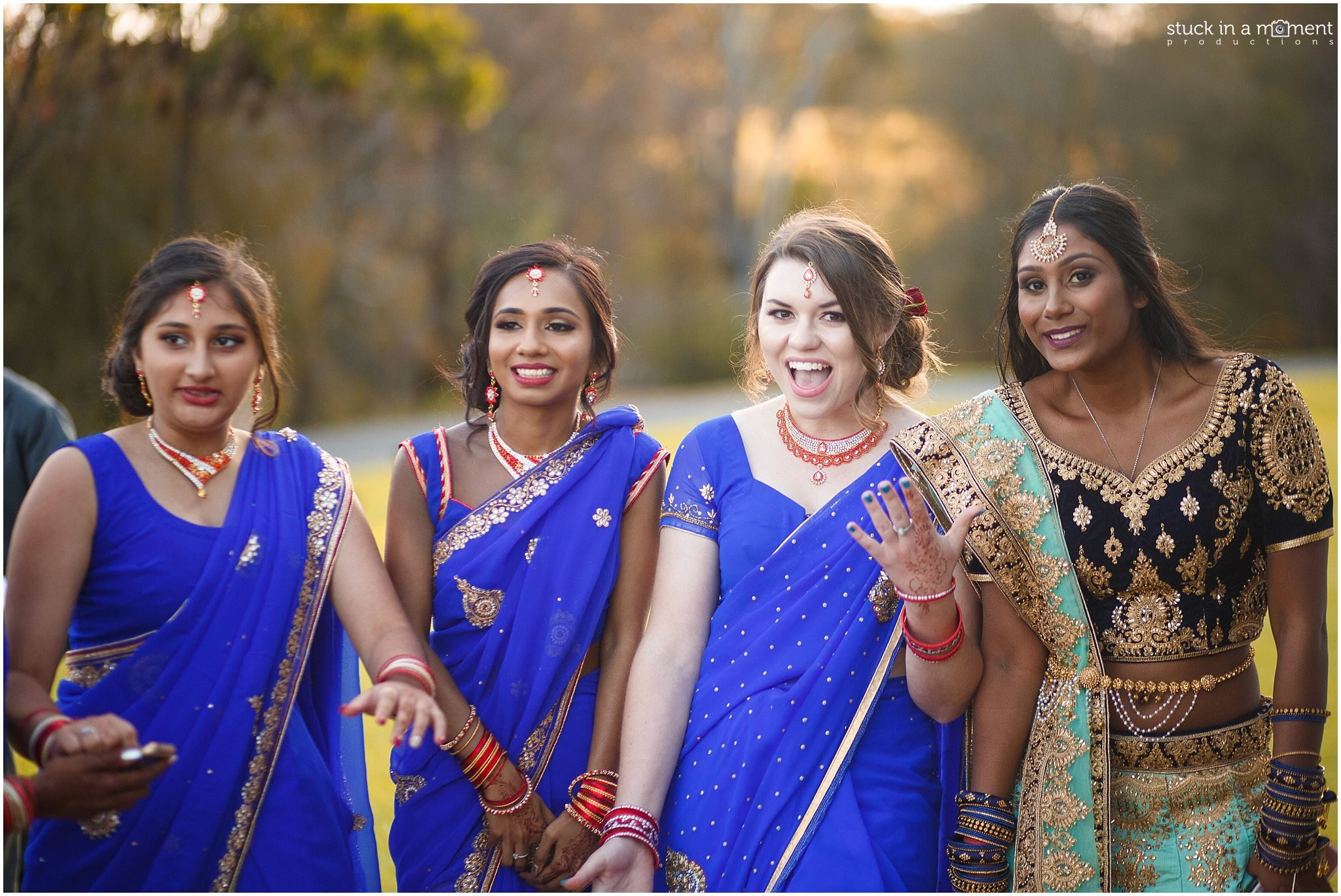 indian wedding photography australian botanical gardens