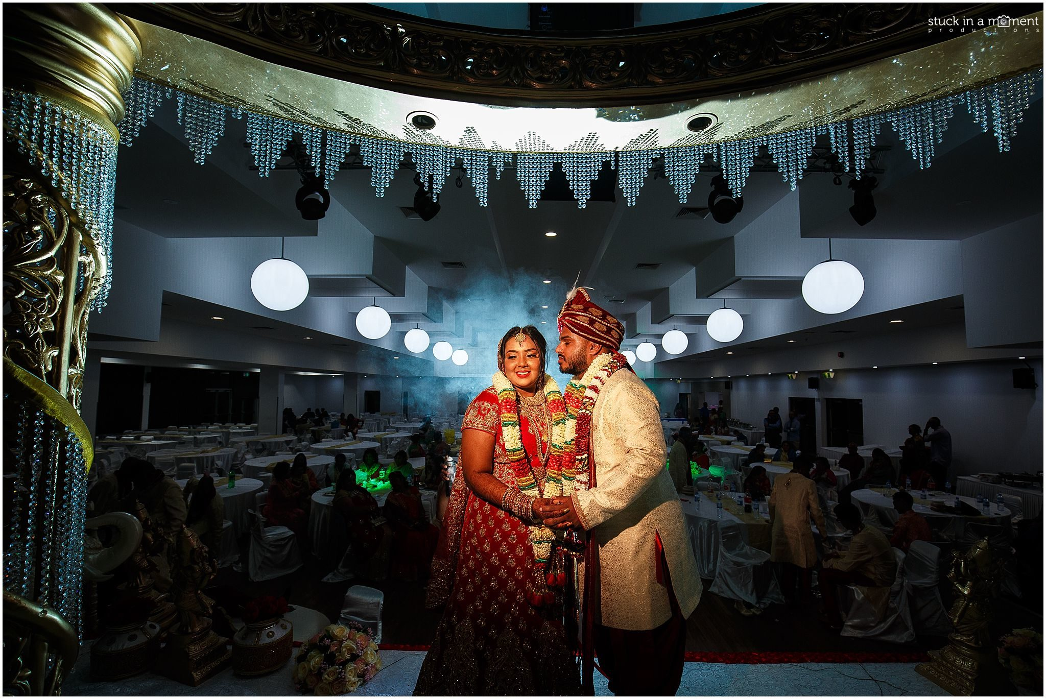 indian wedding photographer videographer bowman hall
