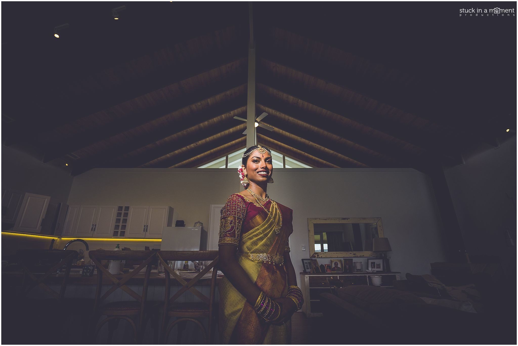 Waldara Farm Indian Italian Wedding Photos