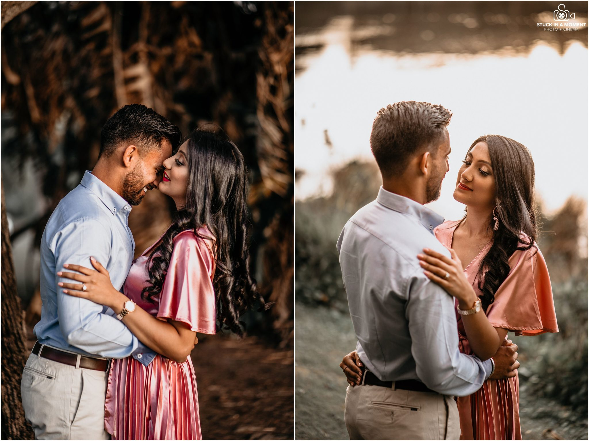 centennial park sydney engagement photos
