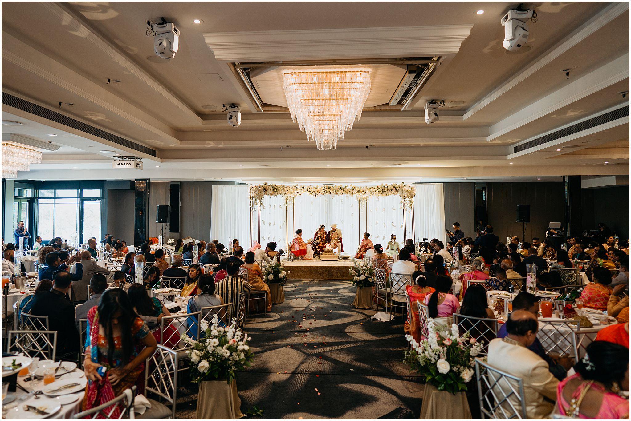 Le Montage four seasons wedding photos