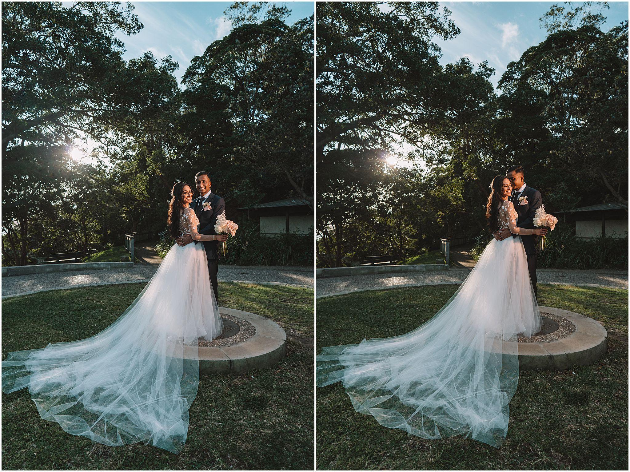Sydney Sri Lankan Poruwa Wedding